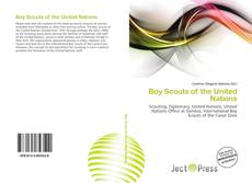 Bookcover of Boy Scouts of the United Nations
