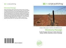 Capa do livro de Discovery Passage