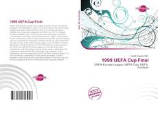 Bookcover of 1998 UEFA Cup Final
