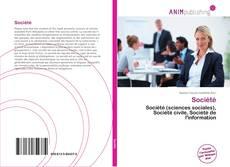 Bookcover of Société