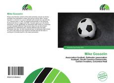 Couverture de Mike Gosselin