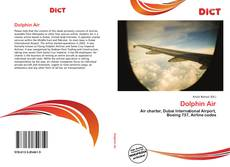 Bookcover of Dolphin Air