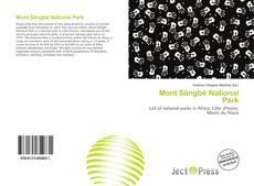 Capa do livro de Mont Sângbé National Park