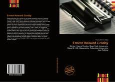 Обложка Ernest Howard Crosby