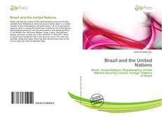Bookcover of Brazil and the United Nations