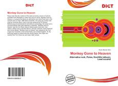 Bookcover of Monkey Gone to Heaven