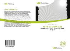 Bookcover of 1972–73 UEFA Cup