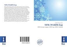 Portada del libro de 1978–79 UEFA Cup