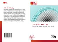 Bookcover of 1979–80 UEFA Cup
