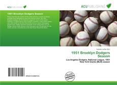 Bookcover of 1951 Brooklyn Dodgers Season