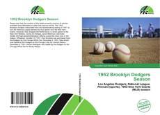 Bookcover of 1952 Brooklyn Dodgers Season