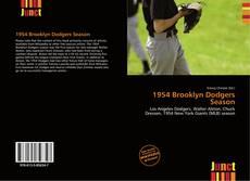 Bookcover of 1954 Brooklyn Dodgers Season
