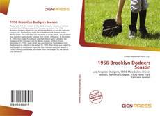 Bookcover of 1956 Brooklyn Dodgers Season