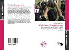 Bookcover of Elite One Championship