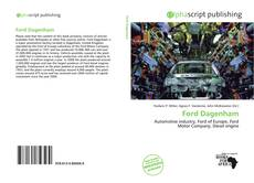 Bookcover of Ford Dagenham