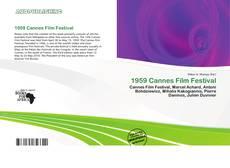 Buchcover von 1959 Cannes Film Festival