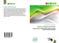 Kakum National Park的封面