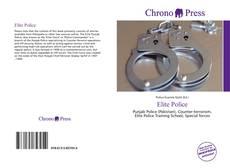 Bookcover of Elite Police