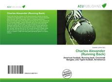 Bookcover of Charles Alexander (Running Back)