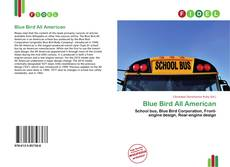 Bookcover of Blue Bird All American