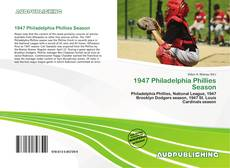 Обложка 1947 Philadelphia Phillies Season