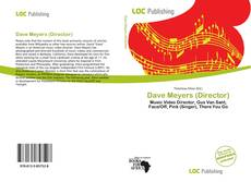 Bookcover of Dave Meyers (Director)