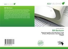 Bookcover of Bill Berkson