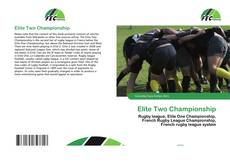 Bookcover of Elite Two Championship