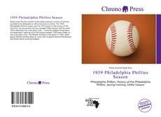 Bookcover of 1959 Philadelphia Phillies Season