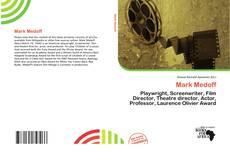Portada del libro de Mark Medoff