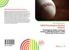 Portada del libro de 1960 Philadelphia Phillies Season