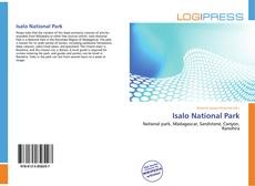 Bookcover of Isalo National Park