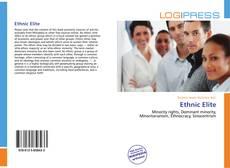 Bookcover of Ethnic Elite