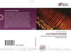 Louis Daniel Brodsky kitap kapağı