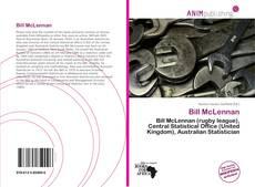Bill McLennan kitap kapağı