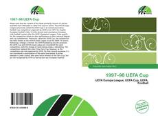 Bookcover of 1997–98 UEFA Cup