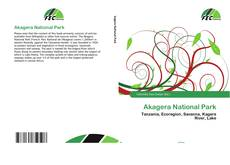 Bookcover of Akagera National Park