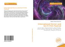 Bookcover of International Horror and Sci-Fi Film Festival