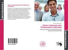 Union nationale des Professions Libérales的封面