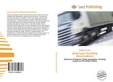 Bookcover of American Trucking Associations