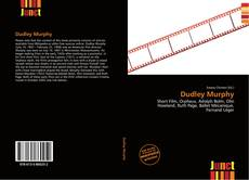 Bookcover of Dudley Murphy