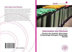 Borítókép a  Valorisation des Déchets - hoz