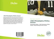 Обложка 1983 Philadelphia Phillies Season