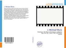 Portada del libro de J. Michael Muro