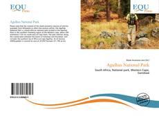 Bookcover of Agulhas National Park