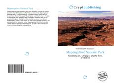 Bookcover of Mapungubwe National Park