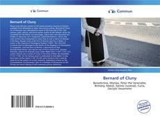 Bookcover of Bernard of Cluny