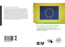 Bookcover of European Commissioner