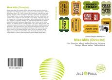 Capa do livro de Mike Mills (Director)