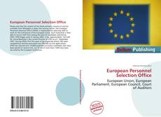 European Personnel Selection Office的封面
